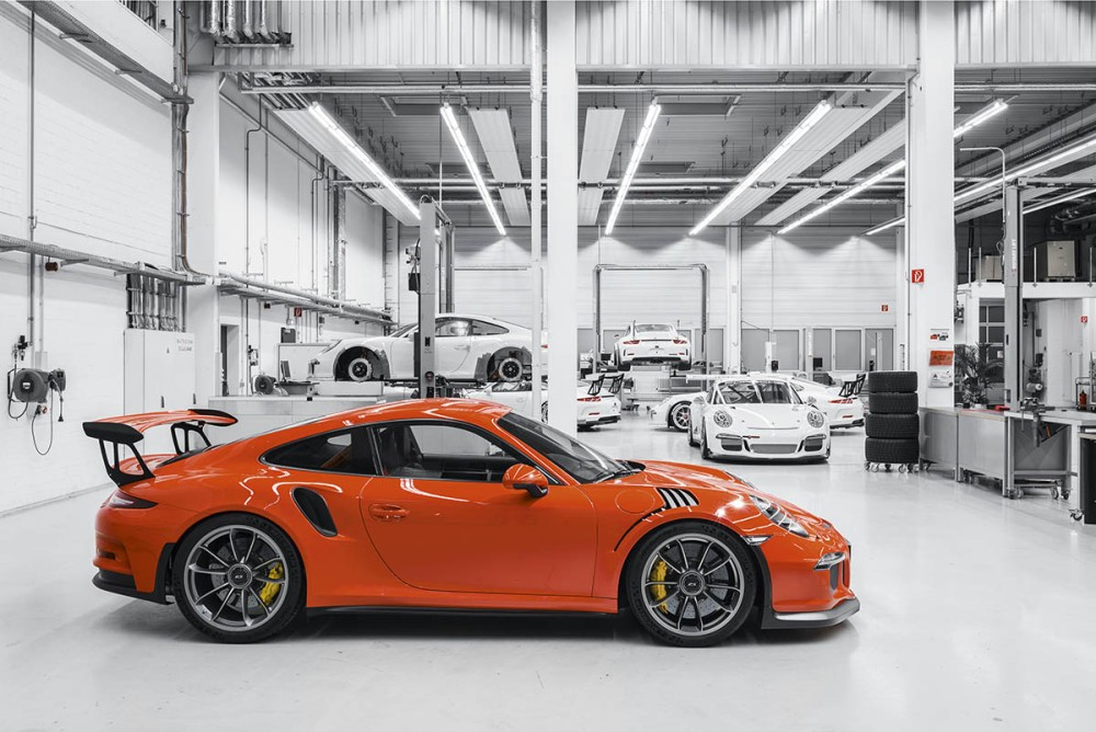 911GT3RS