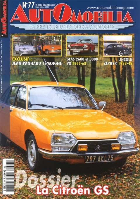 Automobilia_77_GS_cover