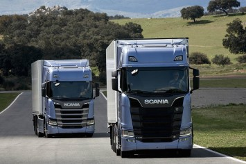 Photo : Scania