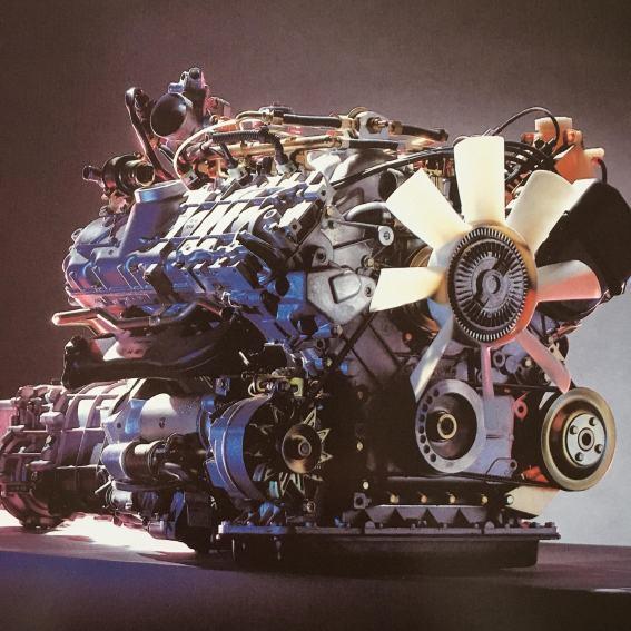 V6 PRV Peugeot 505