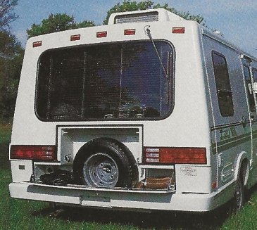Winnebago Itasca Phasar - catalogue 1989