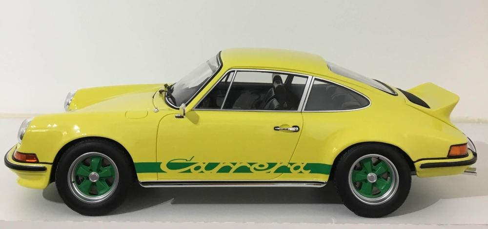Porsche 911 Carrera RS 2.7 GT Spirit 1/12ème