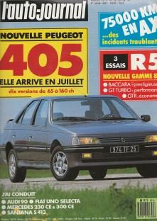 l4Auto Journal juin 1987