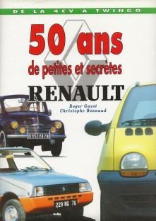 50 ans de petites et secrètes Renault