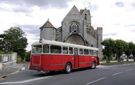 Saviem S105M - Car-Histo-Bus