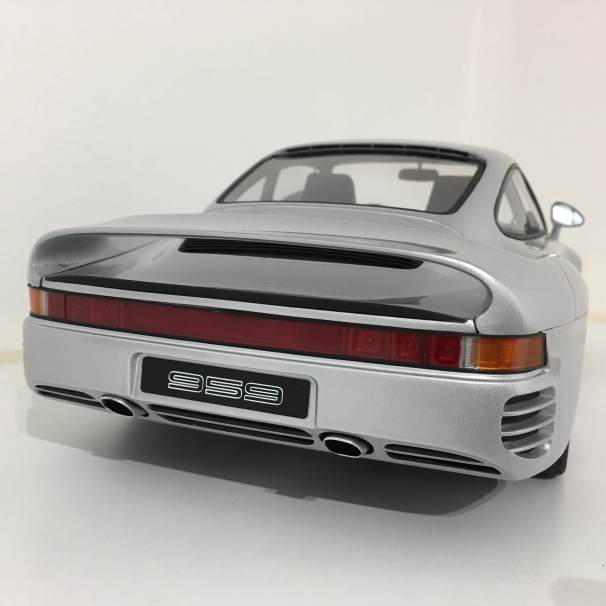 Porsche 959 GT Spirit 1/12ème - Photo lov4wheels