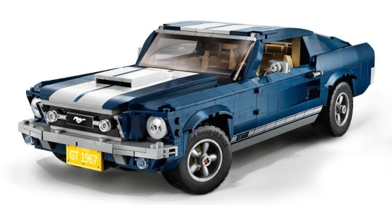 Ford Mustang LEGO Creato Expert