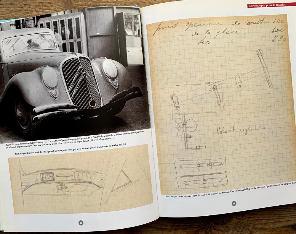 La 22, enquête sur une mystérieuse Citroën