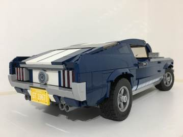 Ford Mustang LEGO Creator Expert