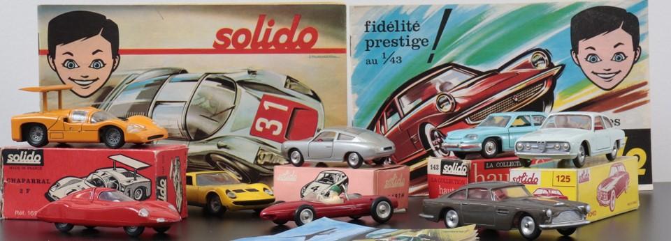 Club Solido - Série 100
