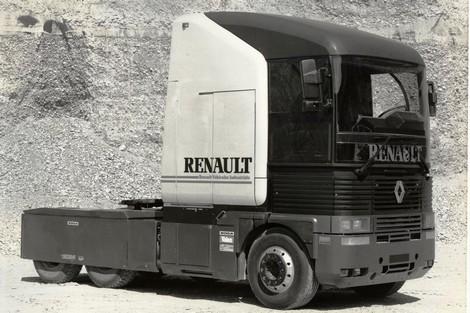 Renault VIRAGES