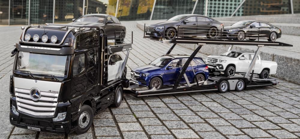 Actros NZG - photo Mercedes-Benz
