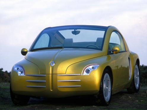 Concept-car Renault Fiftie