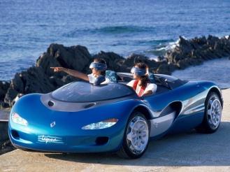 Concept-car Renault Laguna