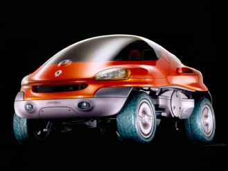 Concept-car Renault Racoon