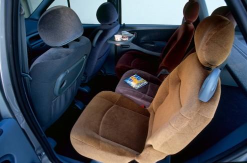 L'intérieur du Renault Scénic - photo Renault SAS