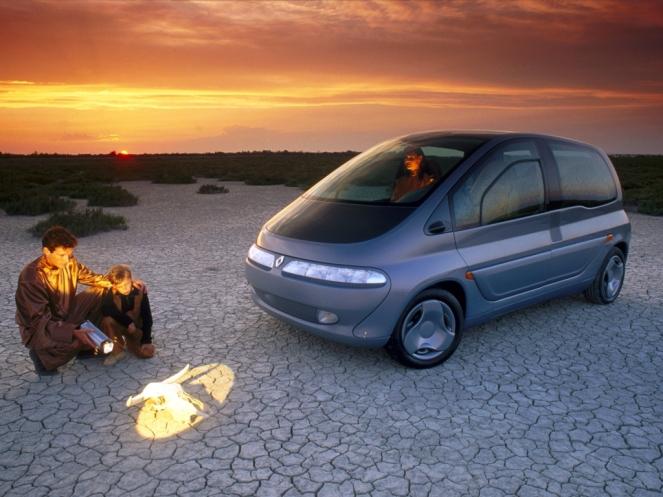 Concept-car Renault Scénic