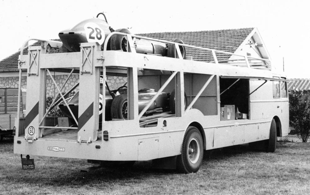 Scarab Transporter